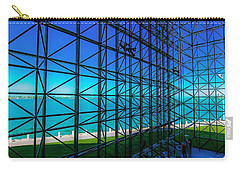 'jfk Library' Carry-all Pouch