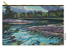 Jim Afternoon Rapids Carry-all Pouch