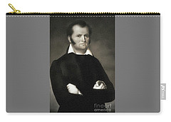 Jim Bowie - The Alamo Carry-all Pouch