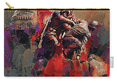 Jima Memorial Washington Dc Carry-all Pouch by Gull G