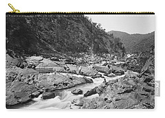 Jimenbuan Falls, Snowy River, Kerry And Co, Sydney, Australia, C. 1884-1917 Carry-all Pouch