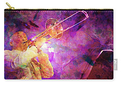 Jimmy Bosch,painting Styles Carry-all Pouch