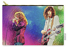 Jimmy Page - Robert Plant Carry-all Pouch