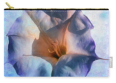Jimsonweed Bloom Carry-all Pouch