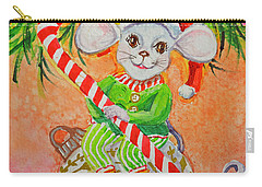 Jingle Mouse Carry-all Pouch