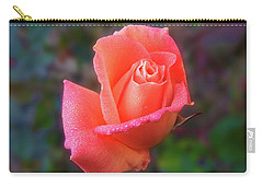 Carry-all Pouch featuring the photograph Joanne by Mark Blauhoefer