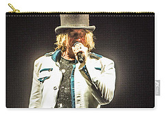 Joe Elliott Carry-all Pouch by Luisa Gatti