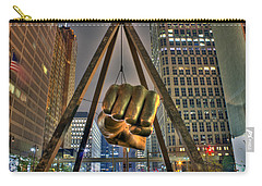 Joe Louis Fist Detroit Mi Carry-all Pouch