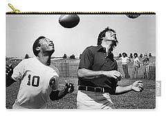 Joe Namath (1943- ) Carry-all Pouch by Granger