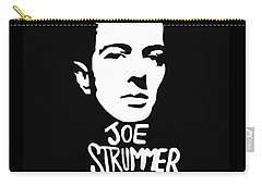 Joe Strummer Carry-all Pouch