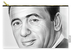 Joey Bishop Carry-all Pouch by Greg Joens