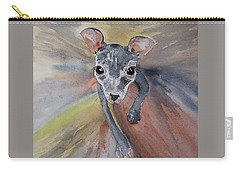 Joey In Mums Pouch Carry-all Pouch