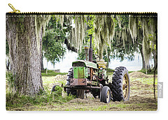 John Deere - Hay Day Carry-all Pouch by Scott Hansen
