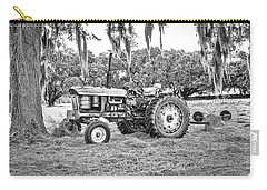 John Deere - Hay Rake Carry-all Pouch by Scott Hansen