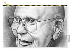 John Dingell Carry-all Pouch