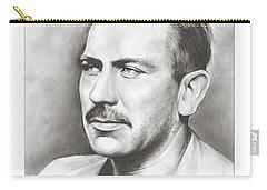 John Steinbeck Carry-all Pouch by Greg Joens