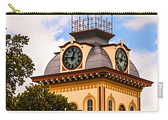 John W. Hargis Hall Clock Tower Carry-all Pouch