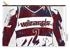 John Wall Washington Wizards Pixel Art 5 Carry-all Pouch