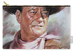 John Wayn Carry-all Pouch