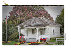 John Wayne Birthplace Carry-all Pouch by Lynn Sprowl