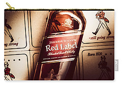 Johnnie Walker Red Label Blended Whisky  Carry-all Pouch