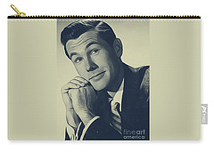 Johnny Carson, Vintage Entertainer Carry-all Pouch