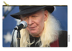 Johnny Winter Carry-all Pouch