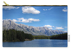 Johnson Lake, Ab  Carry-all Pouch