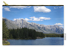 Johnson Lake, Alberta Carry-all Pouch