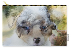 Carry-all Pouch featuring the photograph Joker by Cathy Donohoue