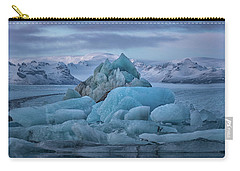 Jokulsarlon Iceland Carry-all Pouch