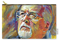 Jon Lord Deep Purple Portrait 2 Carry-all Pouch
