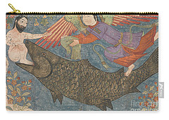 Jonah And The Whale Carry-all Pouch