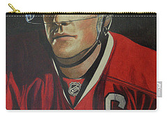 Jonathan Toews Portrait Carry-all Pouch