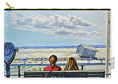 Jones Beach Boardwalk Carry-all Pouch