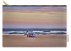 Jones Beach In January Carry-all Pouch