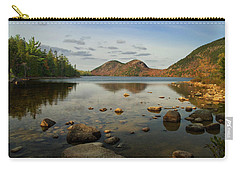 Jordan Pond 1 Carry-all Pouch by Arthur Dodd