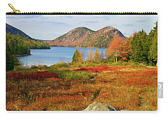 Jordan Pond 2 Carry-all Pouch by Arthur Dodd