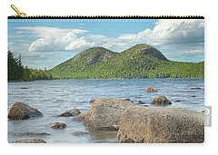 Jordan Pond And The Bubbles Carry-all Pouch