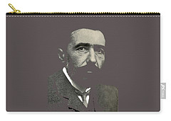 Joseph Conrad George Charles Beresford Photo 1904-2015 Carry-all Pouch by David Lee Guss