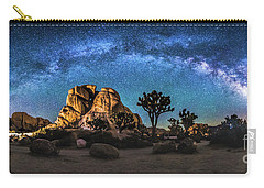 Joshua Tree Milkyway Carry-all Pouch