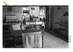 Carry-all Pouch featuring the photograph Josie's Kitchen Havana Cuba by Joan Carroll