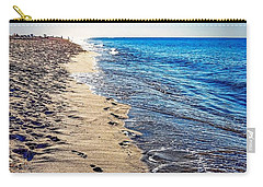 Carry-all Pouch featuring the photograph Journey by Kendall McKernon