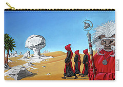 Journey To The White Desert Carry-all Pouch