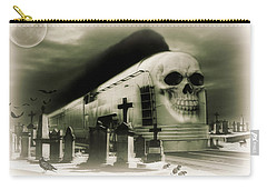 Journeys End Carry-all Pouch by Steven Agius