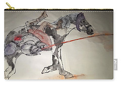 Jousting And Falcony Album  Carry-all Pouch