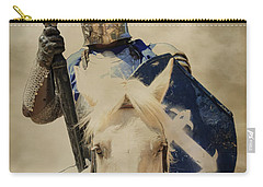 Jousting Carry-all Pouch by Steve McKinzie