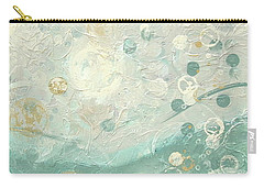 Joyful Carry-all Pouch by Kristen Abrahamson
