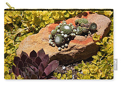 Joyful Living In Hard Times Carry-all Pouch