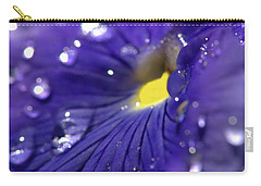 Juicy And Wet  Carry-all Pouch by Andrea Kollo